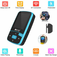 MP3 MP4 Player 8G With FM Media Music Speakers HiFi Lossless Sound TF Card U9D0