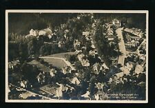 Germany BAD SACHSA Glanz Puckt Sudharzes Stadtinneres c1900/20s? RP PPC