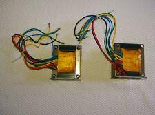 Electro Voice SX300PIX 70V/100V transformers (pair)'