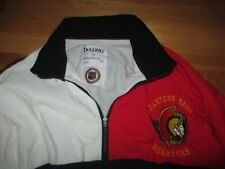 Vintage DeLong Eastern Mass NHL OTTAWA SENATORS (3XL) Jacket COACH MARTY