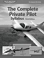 The Complete Private Pilot Syllabus Aviation Supplies &. Academics Inc