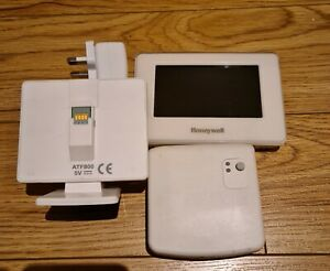 Honeywell ATP921R3100 EvoHome WiFi Connected Smart Thermostat Pack .,
