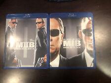 Men In Black (Mib) - Men In Black 2 (Mib Ii) - Blu-Ray