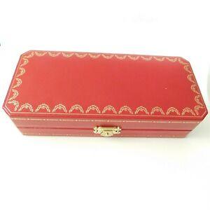 Cartier Red Gold Original CASE BOX  for pen France
