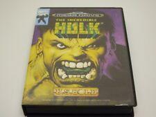 !!! SEGA MEGA DRIVE SPIEL The incredible Hulk OVP o. Anl. GUT !!!