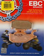 EBC Brakes R Series Long Life Sintered Brake Pads - FA414R