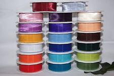 Markenlose Bastel-Bänder aus Organza