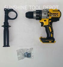 DeWalt DCD996B 20V MAX XR® Brushless Cordless 3-Speed Hammer Drill/Driver (Open)