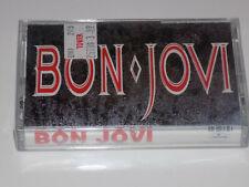 Bon-Jovi Slippery When Wet Album / Mercury 830 264-4 M-1 Cassette Still Sealed