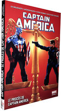 COMICS - INTEGRALE - PANINI - CAPTAIN AMERICA : LE PROCES DE CAPTAIN AMERICA