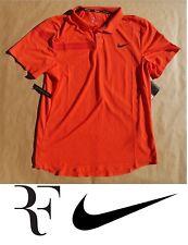 Nike AeroReact Federer 2018  shirt 888202-634 Size XL