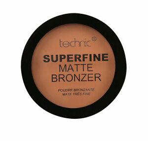 Technic Superfine Matte Bronzer Bronzing Powder