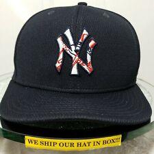 New York Yankee~MLB~New Era~59FIFTY~Authentic~Diamond Era~Navy
