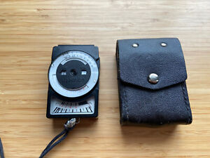 Leningrad 8 Light Meter