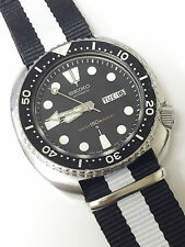 Seiko 6309 Divers Automatic Watch Original 1981 Turtle SUWA Genuine 6309-7049 **