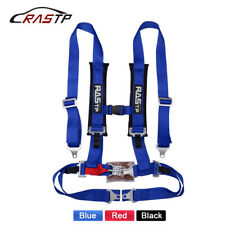 Universal 4-Point RASTP Car Auto Racing Sport Seat Belt Safety Harness Strap