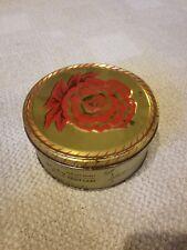 Vintage Shirley Jean  -- Fruit Cake   -- Rose Tin