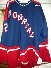 QMJHL 2002-2003 OLLI HAVIKARI NIKE GAME WORN HOCKEY JERSEY