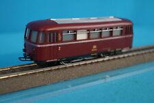 Marklin 4018 DB Railbus Extra Coach Lighted Black-Red
