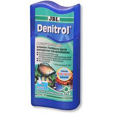 Jbl denitrol 100ml Live Filtro Starter bacterias elimina el amoníaco nitrito Nueva Tanque