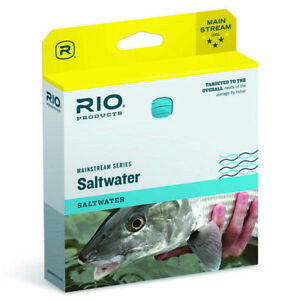 Rio Mainstream Saltwater Fly Line - ALL SIZES - FREE SHIPPING - ON SALE!