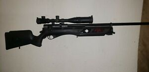 Umarex Gauntlet PCP .177 High Pressure Air Rifle with Scope,pellets and extras
