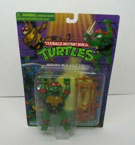 Raphael Teenage Mutant Ninja Turtles TMNT 10 Back PLAYMATES 1998 MOC