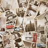 (32 pieces/set)Vintage Style Famous Building Retro Old Travel Postcards