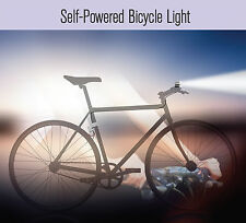 """BICICLETTA DINAMO USB Illuminazione Set"""" BIKE PHONE & Luce CHARGER"" ""BIKE egenerator"""