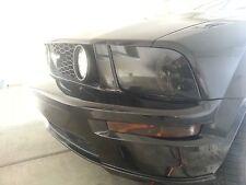Mustang 05-09 Side markers, Reflectors & 3rd brake precut vinyl smoked tint