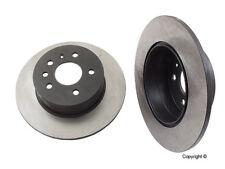 Disc Brake Rotor-Original Performance Rear WD EXPRESS 405 46012 501