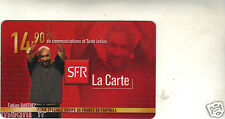 Phonecard - Series Team of France Of Soccer - Fabien Barthez (A2950)