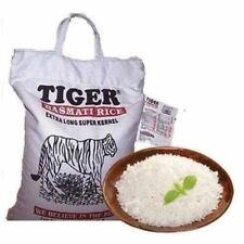 Rice Basmati  Super Kernal Tiger Brand  1 Kgs (Free Post in UK)