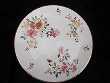 Royal Albert CHINA GARDEN New Romance Dinner Plate. Diameter 10 1/2 inches