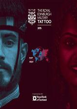 'THE ROYAL EDINBURGH MILITARY TATTOO 2015' DVD (2015)