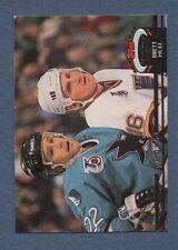1992-93 Stadium Club Series 1 Hockey card complete base set (1-250)