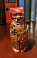 Fez Man Figurine, 1941, Syroco Figurine, Masonic, Odd Fellows, Shriner, MOVPER