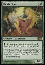 MTG ELVISH PIPER FOIL EXC - PIFFERAIO ELFICO - M10 - MAGIC