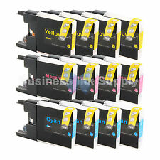 12 COLOR LC71 LC75 Ink Cartridge for Brother MFC-J280W MFC-J425W MFC-J435W LC75