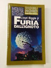 FURIA DALL'IGNOTO - BIGGLE LLOYD JR. - EDITRICE NORD