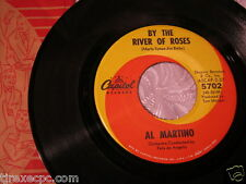 Al Martino Just yesterday/By the river of roses 45 record & sleeve
