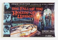 The Fall of the House of Usher FRIDGE MAGNET (2.5 x 3.5 inches) movie poster