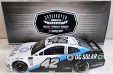 KYLE LARSON 2018 DC SOLAR DARLINGTON THROWBACK 1/24 COLLECTOR ACTION