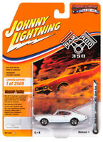 Johnny Lightning 2020 Muscle Cars 1B 2500pcs #6 1968 Olds Cutlass W31 Ram Rod