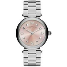 NEW AUTHENTIC MARC BY MARC JACOBS Silver Dotty Lady's Watch MJ3447 $225