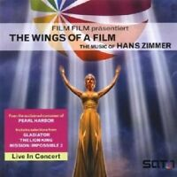 HANS ZIMMER  (COMPOSER) OST/- WINGS OF A FILM  CD NEU