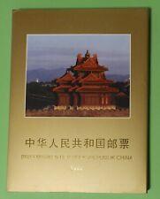 China   Buch mit Briefmarken 1996  postfrisch wie verausgabt  China