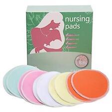 Tycipe Soft Reusable washable Nursing Pads Organic Bamboo 10 pack