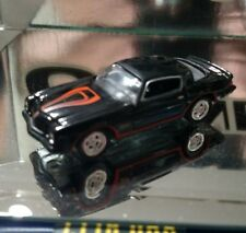 1977 CAMARO Z/28 ADULT COLLECTIBLE SECOND GENERATION MUSCLE CAR 1/64 DIECAST