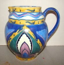 Carlton Ware Handcraft Pitcher Jug
